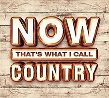 NOW THAT'S WHAT I CALL COUNTRY: 3CD ALBUM SET (Various Artists) (2017)