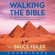 Walking the Bible CD: An Illustrated Journey for Kids Through the Greatest Stori