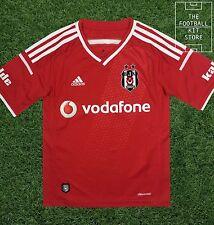 Besiktas Third Shirt - Official Adidas Boys Turkish Football Shirt - All Sizes