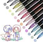 Super Squiggles Shimmer Markers-12 Colors Doodle Dazzles Shimmer Marker Markers
