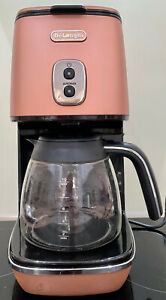 De'Longhi Distinta ICMI211CP Filter Coffee Maker - Copper