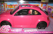 2013 BARBIE PINKTASTIC..VOLKSWAGON THE BEETLE......NRFB