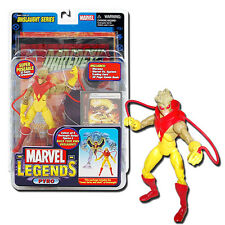 Marvel Legends 13 Onslaught Series Pyro 6-Inch Action Figure - Toy Biz
