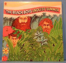 THE BEACH BOYS ENDLESS SUMMER VINYL 2X LP 1974 RE '83 GREAT COND! VG++/VG++!!A