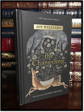 The Changeling ✎SIGNED✎ by JOY WILLIAMS New Hardback 40th Anniversary Edition