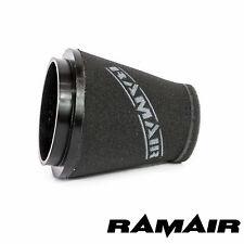 Ramair Induzione Schiuma CONO FILTRO ARIA UNIVERSALE 125MM 5inch collo Made in UK