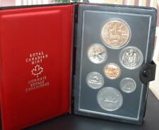 CANADA  1978   PROOF DOUBLE DOLLAR SET  ***7 COINS***
