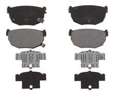 Disc Brake Pad Set-Element3 Metallic Rear Parts Plus by Raybestos PPB272M