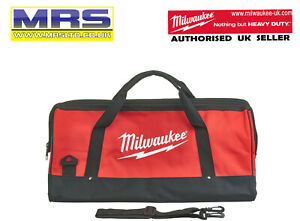 Milwaukee Large Contractors Tool Bag - M18 - M12 - Milwaukee Bag - 4931411254