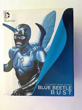 BLUE BEETLE NEW 52 BUST DC DIRECT DESIGNED JIM LEE(JUSTICE LEAGUE STATUE JLA 134