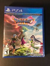 Dragon Quest XI Echoes of an Elusive Age [ Edition of Light ] (PS4) NEW
