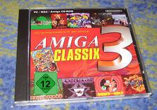 Amiga Classix ORO 3 III PC 100 Amiga Giochi per il PC NUOVO SIGILLATO