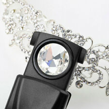 Foldable 30X 21mm LED Fold Eye Jewelry Loupe Magnifier Microscope Glass Lens DT