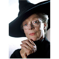 Harry Potter Maggie Smith As Professor McGonagall Close Up 8 x 10 Inch Photo