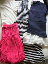 J Crew Crewcuts Girls Clothing Lot of 2 Tops, 1 Dress & Skirt all Size 14 – EUC!