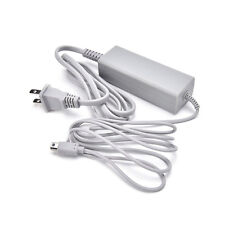 US Plug Home Wall Charger AC Adapter Power Supply For Nintendo Wii U Gamepad