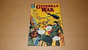 Guerrilla War 14 Dell Comics No. 14 March 1966  VF 8.0