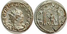 Valérien II Antoninien DEO VOLKANO +256 LYON C.2