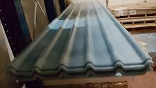 Coverworld 32/1000 (MW5R) profile GRP roof sheets. 2m Long