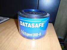 DATASAFE 16 x SPEED DVD-R BLANK DISCS