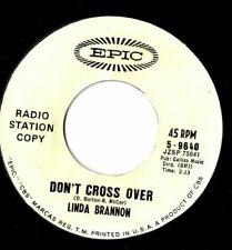 Linda Brannon Don't cross over  Northern soul Popcorn EX