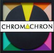 CHROMACHRON by TIAN HARLAN ― Spare Parts ― Buckle ― Strap ― Case ― Booklet