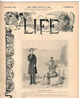 1894 Life August 30-First income tax due next July;Jewish taylor;Britannia loses