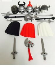 19 piece Playmobil Geobra Weapons and Accessories