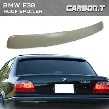 Stock IN US Fit BMW 7-series E38 4D Sedan 750i Unpainted A Style Roof Spoiler