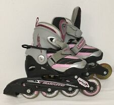 Dynamo ~ Bladerunner Youth Girls In-line Rollerblades Skates Sz 11-1 Adjustable