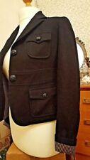 Zara Military Wool Outer Shell Coats, Jackets & Waistcoats for Women