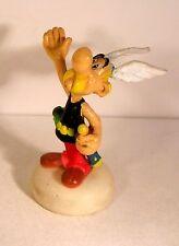 figurine série astérix capuchon de bonbons 1995 -  astérix 90mm