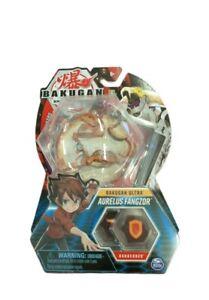 Bakugan Battle Planet Ultra Aurelus Fangzor Bakucores (Spin Master)