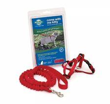 Cat Leash Harness, Bath Bag, Pet Supply Lot Of 2