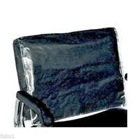 Betty Dain #196 Deluxe CLEAR Square Styling Salon Vinyl Chair Back Cover