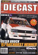 Diecast Magazine #16  Biante Classic Ford Holden Brock Leyland Porsche Mercury