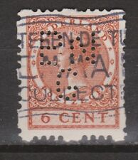 R41 Roltanding 41 used PERFIN BNG NVPH Nederland Netherlands syncopated