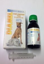 Diamel pets 150ml supplement for dogs & cats with diabetes mellitus  caninsulin