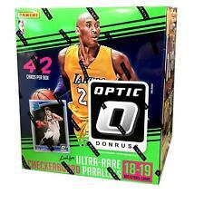 2018/19 Panini Donruss Optic Basketball 42ct Mega Box