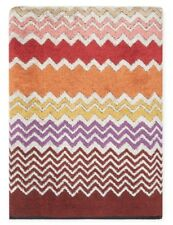"MISSONI 'Rufus' Zig Zag Pattern Luxury Bath Sheet 59""x39"" (150x100 cm) Towel NEW"