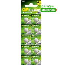 10x GP LR54 189 1.5 Volt Alkaline Battery 189 V10GA L1131 LR1130 A120 AG10