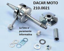 210.0021 ALBERO MOTORE CORSA 44 BIELLA 85 MM POLINI PIAGGIO  NRG MC3 H2O