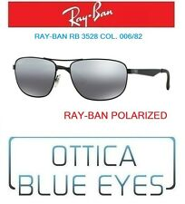 Occhiali da Sole RAYBAN 3528 Ray Ban Sunglasses Sonnenbrillen 006/82 POLARIZED