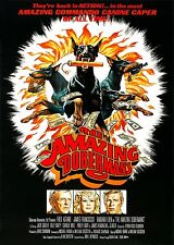 Photo Magnet Movie Poster The Amazing Dobermans 1976 Fred Astaire Comedy