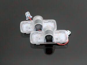 2x Car LED Door Logo Projector Puddle Lights HD For Honda Accord Crosstour Pilot