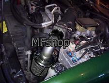 All Black For 1996-2004 Chevy S10 Blazer Jimmy Sonoma 4.3L V6 Pickup Air Intake