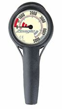 Zeagle Submersible Pressure Gauge - Imperial or Metric
