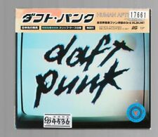 DAFT PUNK/HUMAN AFTER ALL[CD]JAPAN[with OBI]Electro