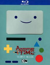 Adventure Time: Season 3 [Blu-ray] by Jeremy Shada, John DiMaggio, Hynden Walch