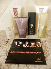 ghd! Wonderful Savings 6PC. Travel Set! Guardian Shampoo & Cond., Miracle Mist,+